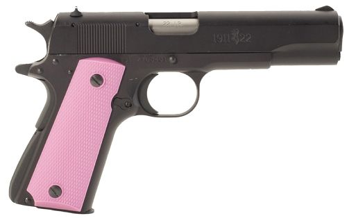 Browning 1911-22 Compact Pink Grip