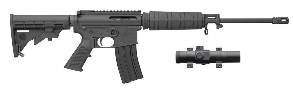 Bushmaster Cm15 223 16 Carbn W/rd
