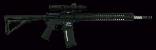 Colt Competition Rifle Pro Semi-automatic 223 Remington/5.56