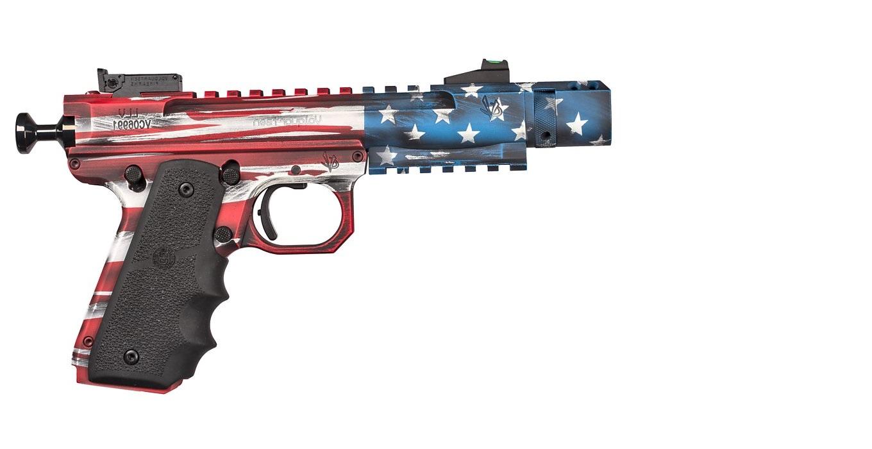 Volquartsen Scorpion American Flag