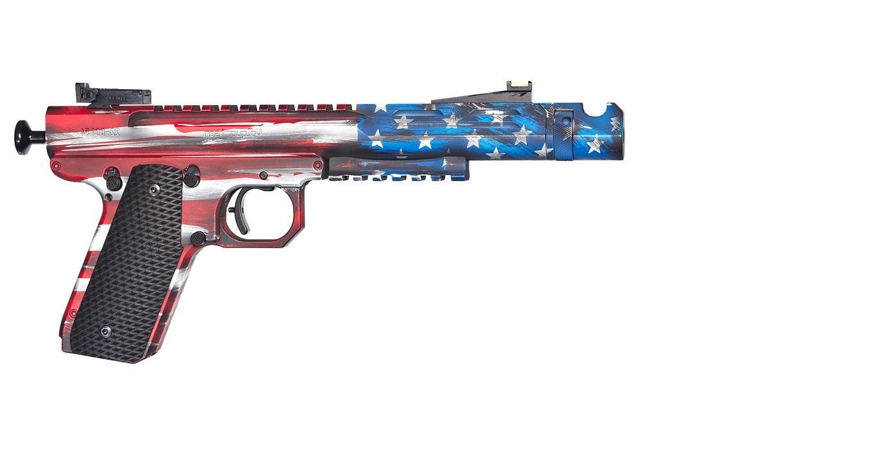 Volquartsen Scorpion 22 WMR American Flag