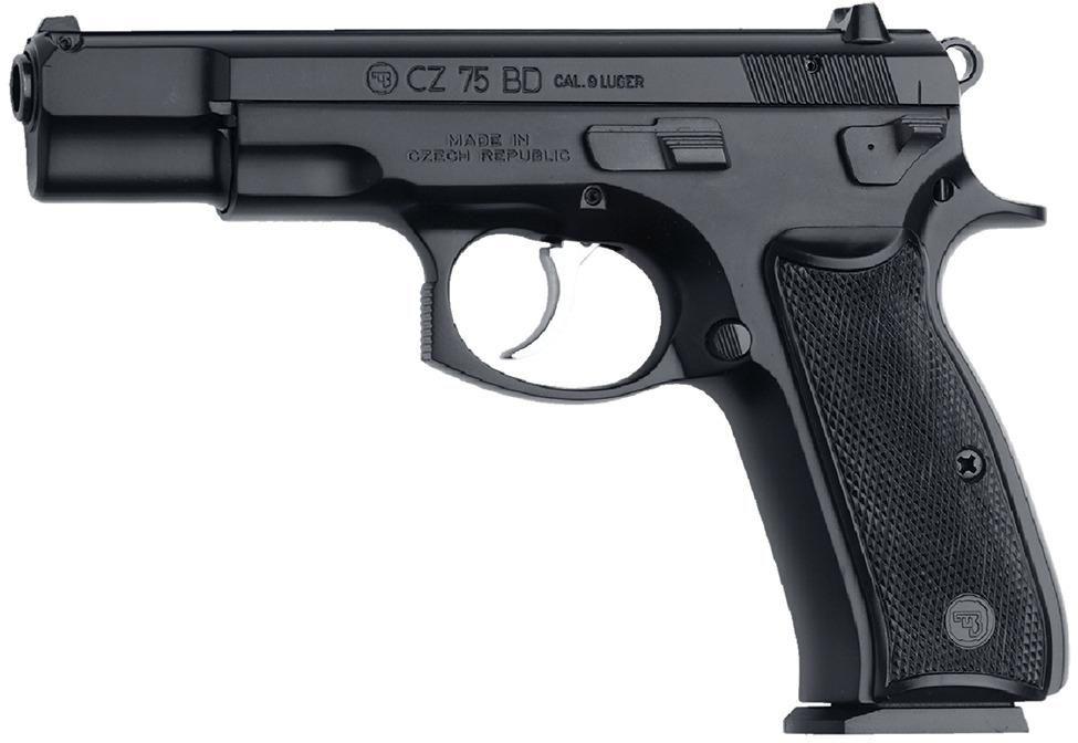 CZ 75 BD