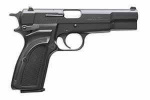 Browning Hi-Power Mark III